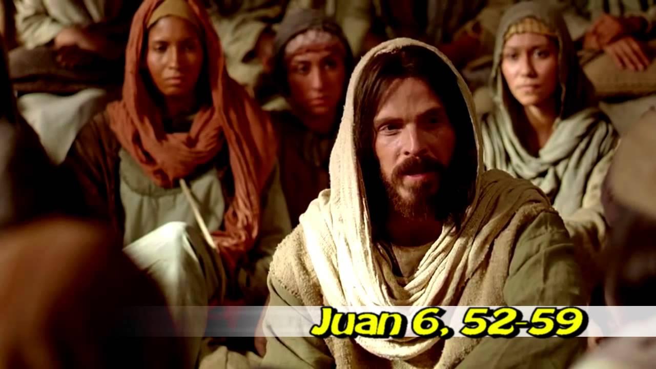 Resultado de imagen de Jn 6, 52-59