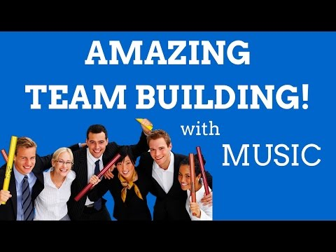Amazing Team Building with Music