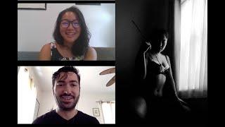 Olivia s Testimonial and experience Shane F King Boudoir