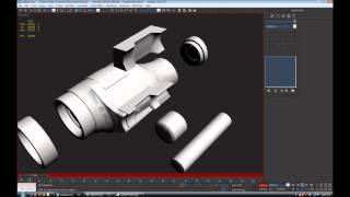 How to Bake a Flawless Normal Map in 3ds Max