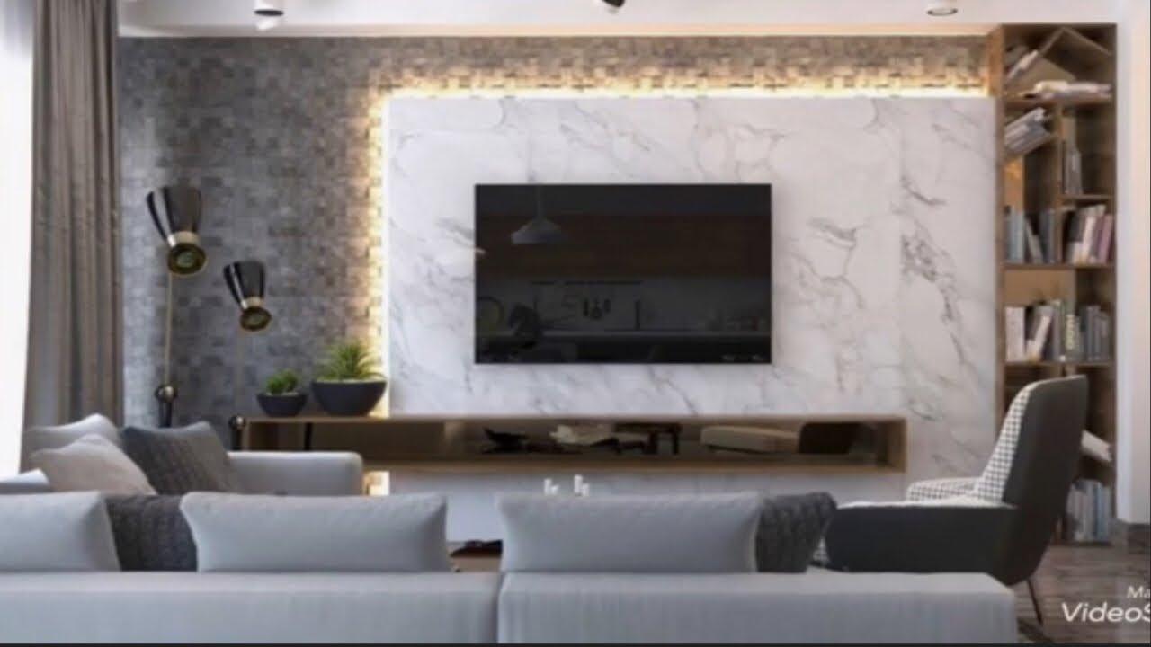30 Simple Tv Unit Designs For Living Room Modern Tv Wall Designs Stunning Tv Wall Latest Design2019 Youtube