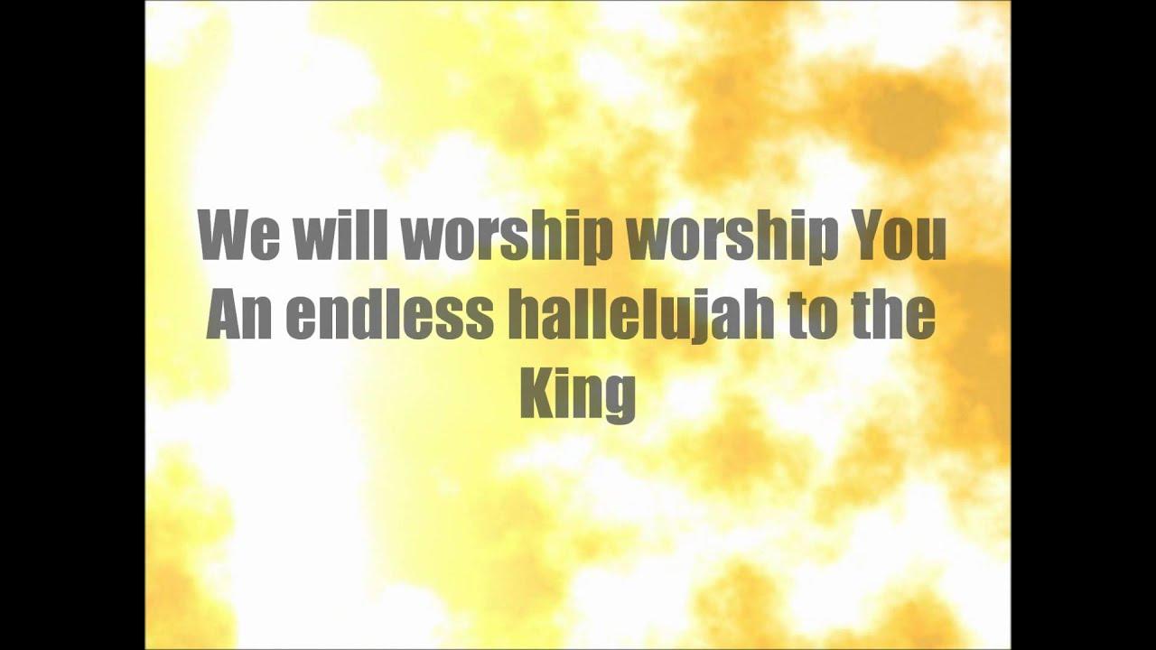 Endless hallelujah lyrics hd youtube hexwebz Images
