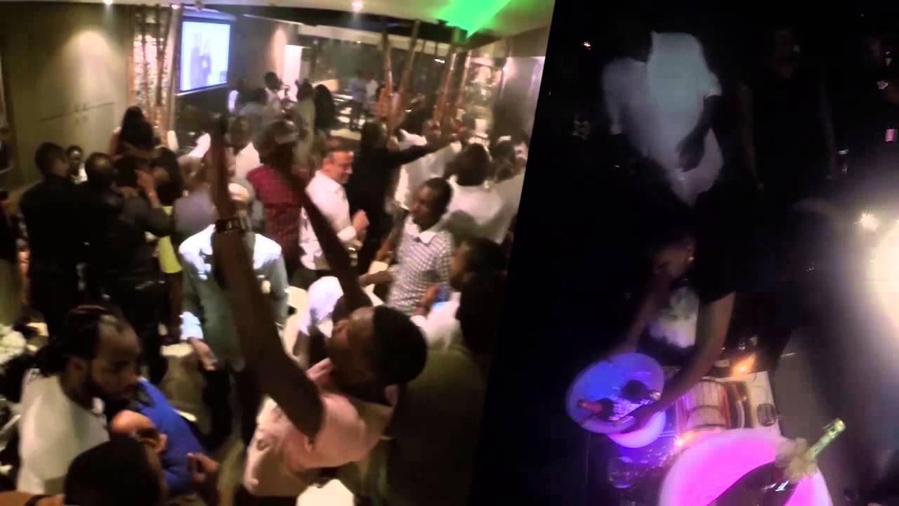 Lukman S Birthday Party Kiza Lounge And Restaurant Youtube