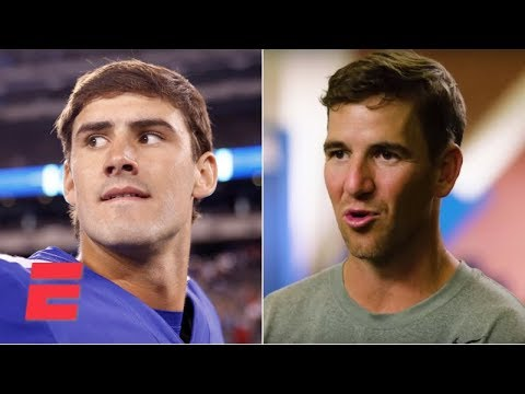 Eli Manning opens up on Daniel Jones draft pick, Odell Beckham Jr. trade | NFL on ESPN