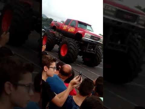 Au Vegas motor show