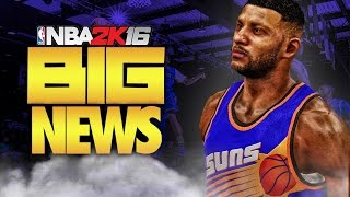 NBA 2K16 - CONFIRMED: Trailer Dropping in A few Days! | My Own Custom MyCAREER Story!