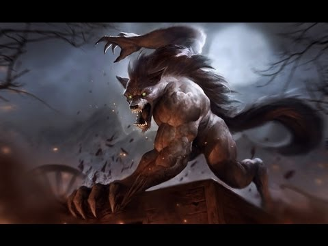 Skyrim werewolf wallpaper hd - photo#24