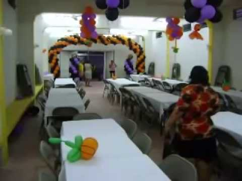 127 fantasma de ni o apareci en fiesta infantil de - Fiesta halloween infantil ...