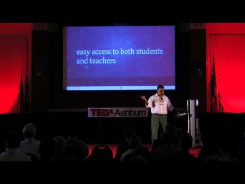 A different way to think about technology in education: Greg Toppo at TEDxAshburn