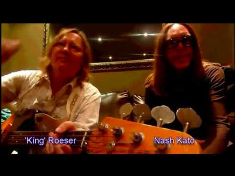 WLF Radio: Urge Overkill interview - Nash Kato and 'King' Roeser