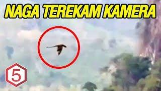 ada dari indonesia 5 penampakan naga yang terekam kamera