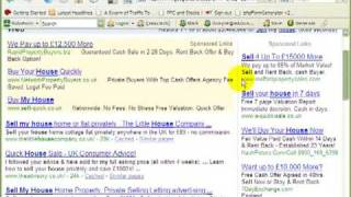 How to find PPC Pay Per Click keywords for Google Adwords