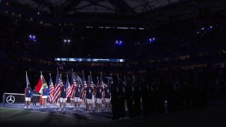 US Open Builders of Glory: 50 Years of History