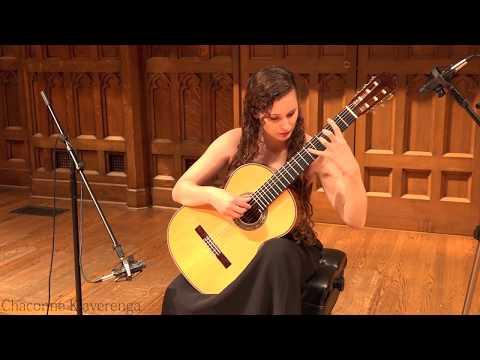 Villa-Lobos Etude 7 -- Chaconne Klaverenga