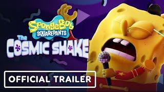 SpongeBob SquarePants: The Cosmic Shake - Official Announcement Trailer