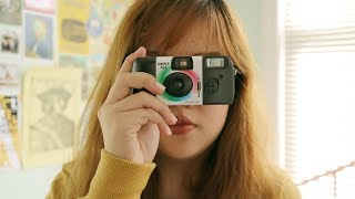 Using a Disposable Film Camera 📷