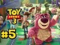 Toy Story 3 The Video-Game - Part 5 - Sunnyside (HD Gameplay Walkthrough)