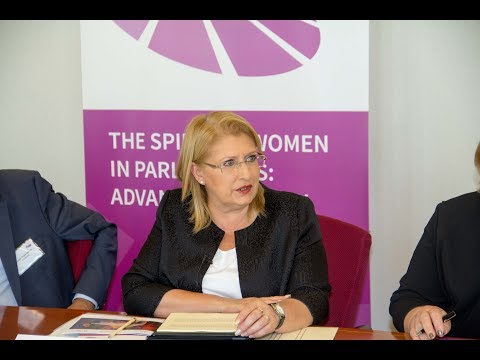 Speech at a High-Level meeting organised by Women Political Leaders Global Forum in Brussels