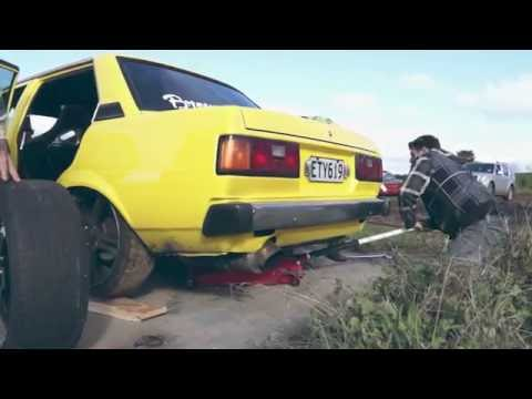 New Plymouth │Burnouts