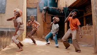 Masaka Kids Africana Dancing Kumbaya || #StayHome & Dance With Us | Video 6