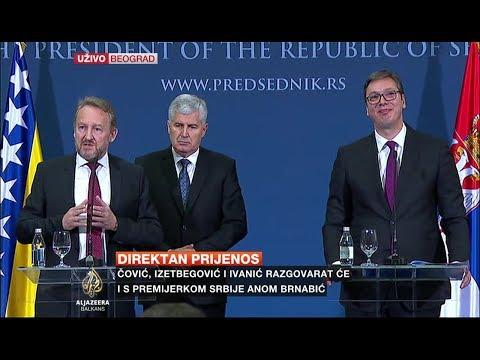 Izetbegovićeva reakcija: Vanjska politika BiH vodit će se u Sarajevu