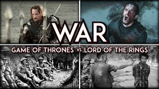 Video War In Fantasy: Game of Thrones vs Lord of the Rings download MP3, 3GP, MP4, WEBM, AVI, FLV November 2017