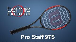 Wilson Pro Staff 97S Tennis Racquet Review | Tennis Express