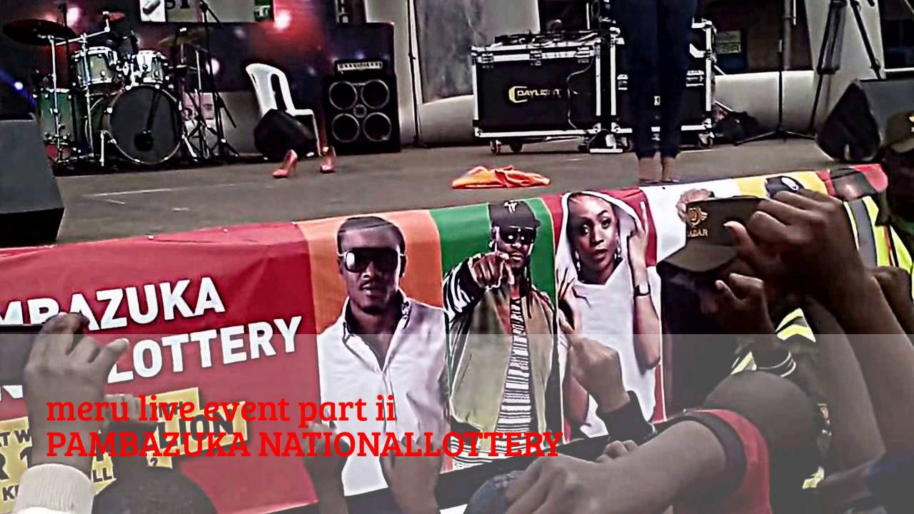 Pambazuka national lottery