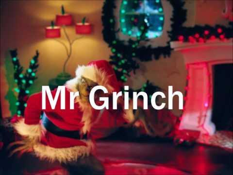 You're A Mean One Mr Grinch | Lyrics