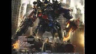 Linkin Park - Iridescent + Lyrics Transformers Dark of the Moon