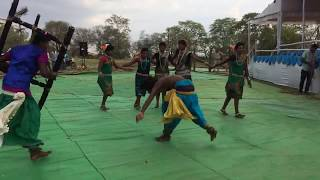 देव नाच ।। आदिवासी नृत्य ।। लोक संगीत ।। DESI FOOTAGE