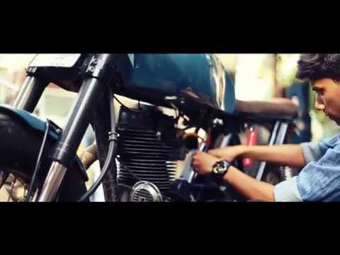 Young Kid Custom's| India's youngest Bike Builder