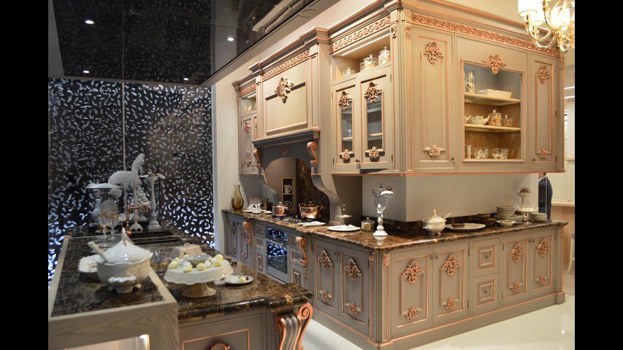 F.M. Bottega d\'Arte. Итальянская мебель, кухни, светильники ...
