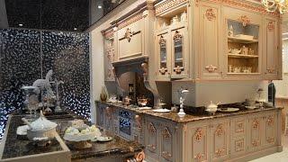 F.M. Bottega d'Arte. Итальянская мебель, кухни, светильники, аксессуары. iSaloni 2016