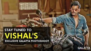Stay tuned to Vishal
