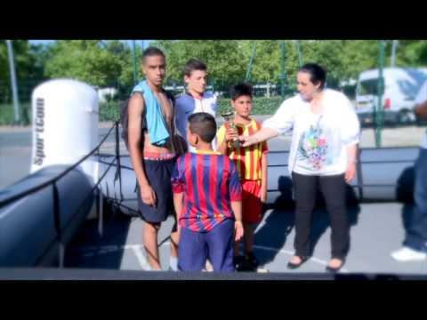 Grand tournoi sportif au grand parc organisé par JMG