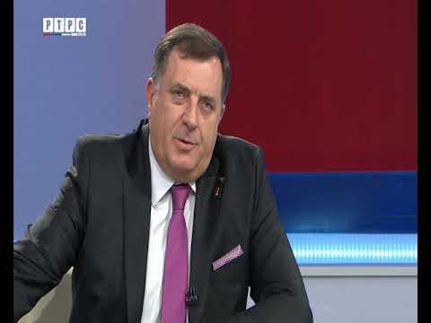 TV emisija Specijal -  Gost: Milorad Dodik, predsjednik Republike Srpske /// 25.12.2017.