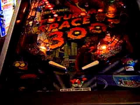 Futurama Pinball Machine