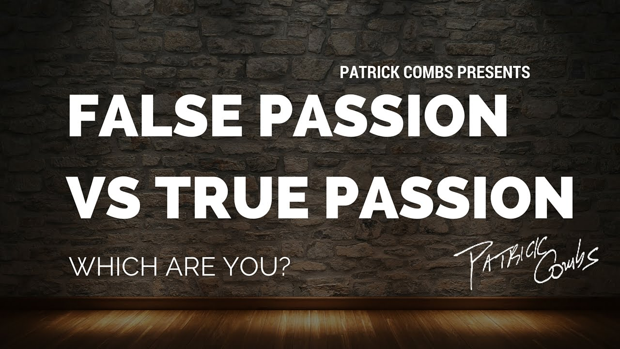 How to know your passion youtube how to know your passion ccuart Choice Image