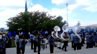 Tecnologico de Atlixco Marching Band Happy, The Kids Arent