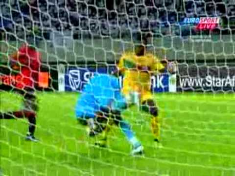 Mozambique Goalkeeper Fail