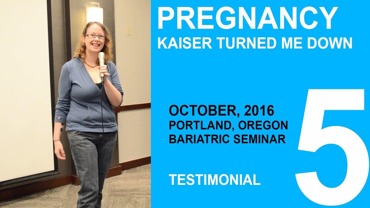 Bariatric Surgery When Kaiser Turned Me Down Portland Oregon