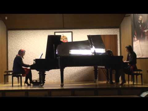 Rocherolle: Slow Dancin' (4 hands 2 pianos)