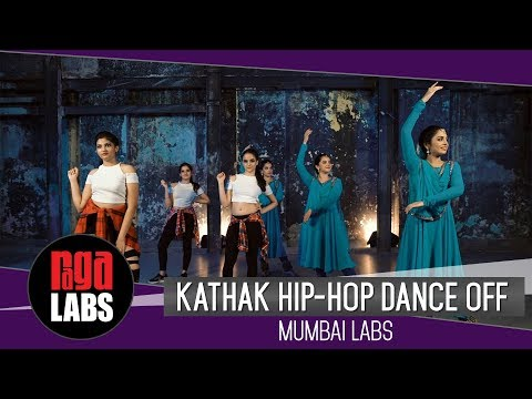 Kathak Hip-Hop Dance Off: Mumbai Raga Labs