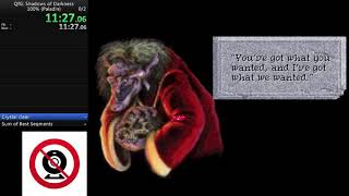 Quest for Glory 4: Shadows of Darkness, Paladin 100% in 34:17 by davidtki