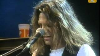 Miguel Mateos, Es tan facil romper un corazón, Festival de Viña 1991