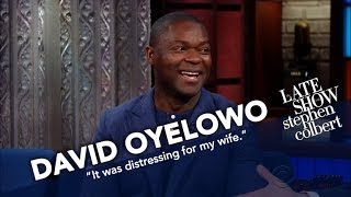 David Oyelowo Stayed In Character As MLK Much To His Wifes Chagrin