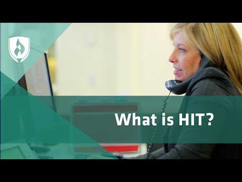 What is Health Information Technology (HIT)
