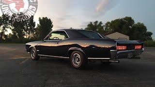 Mike Conley's Bad Ass 1966 GTO Walkaround