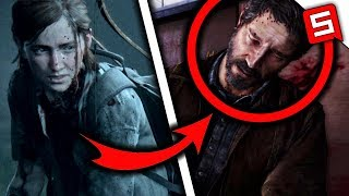 The Last Of Us 2: Ellie's EVILNESS Leads To Joel's DEATH? - Last Of Us 2 Joel's Death (TLOU2 Theory)